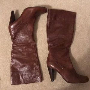 Guess Tall Heeled Boots
